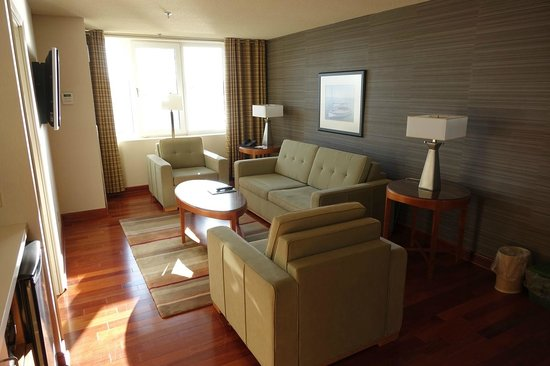 Cambridge Suites - Sydney : Room 206