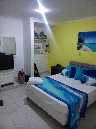 On Vacation Coral Flower : habitacion 232 para 2 personas muy buena