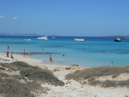 Hotel Arenal: Formentera