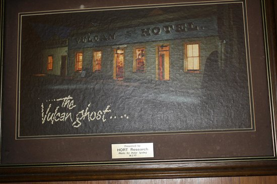 Vulcan Hotel The Ghost