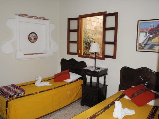 Hotel Posada San Vicente: cozy rooms