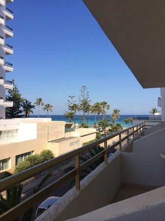 Biniamar: balkon aussicht
