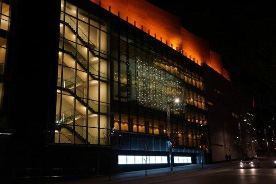 Place des Arts : Main Hall