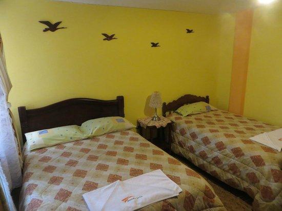 Hotel Donde Ivan: Clean rooms