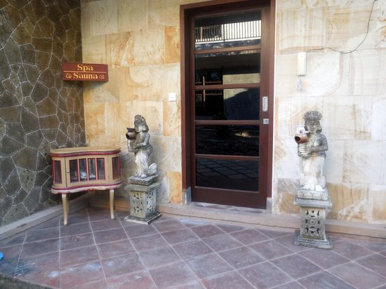 Anini Raka Resort & Spa: Spa (not open)