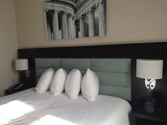 Hilton Garden Inn Washington DC/US Capitol: Camera da letto