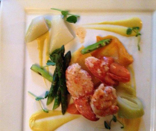 Bacalao - Nouvelle Newfoundland Cuisine : Lobster