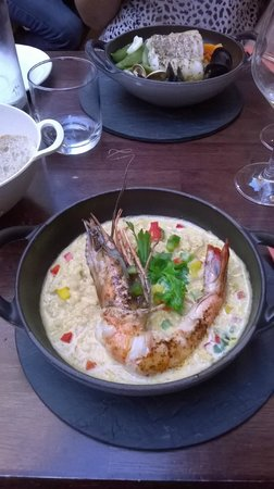 Hue Cocotte : Risotto