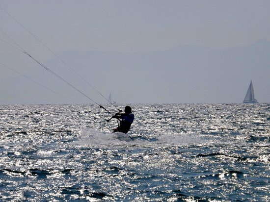 Watersports at Calis Beach