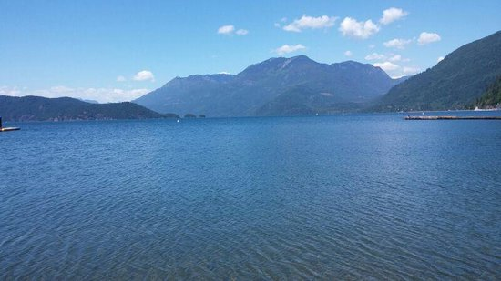 Harrison Hot Springs Resort & Spa: Amazing view