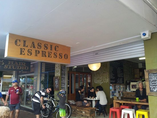 Classic Espresso Bar : Coffee Hunter visits Classic Espresso