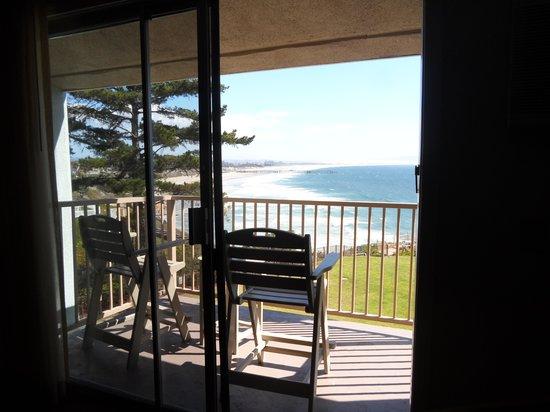 Shore Cliff Hotel : habitación
