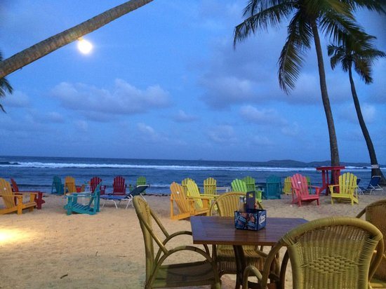 Iggies Beach Bar and Grill: Beautifulbeach
