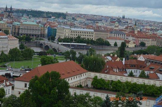 Castle District : プラハ城下3