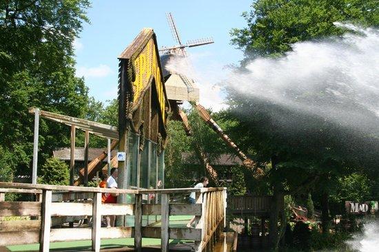 Duinrell Amusement Park: Splash!