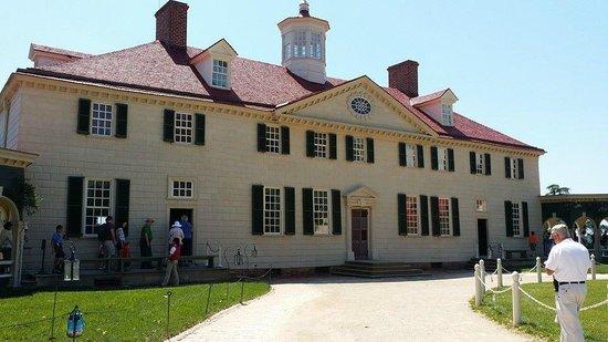 George Washington's Mount Vernon: Mansion
