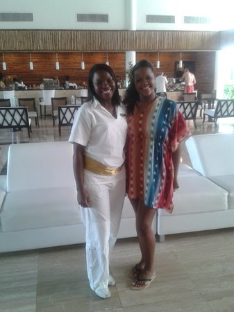 Grand Palladium Punta Cana Resort & Spa: Buen servicio
