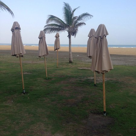 Holiday Inn Cartagena Morros: Beach spot