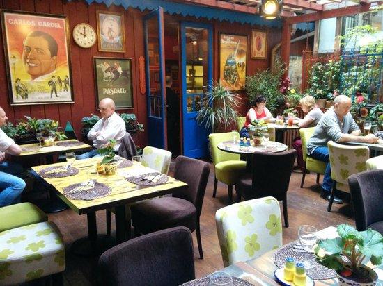 Hotel Salvator: Comedor