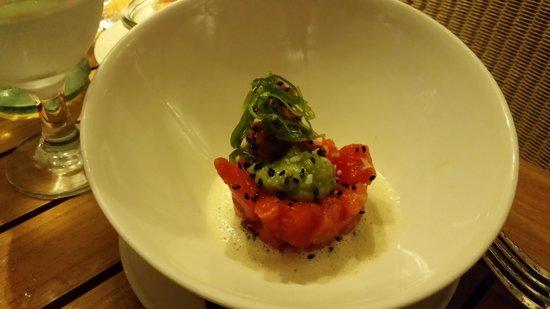 Holland House Beach Hotel: Tuna salad