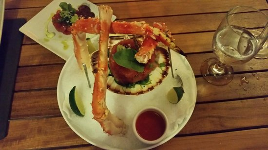 Holland House Beach Hotel : King Crab 2