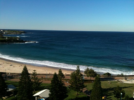 Crowne Plaza Hotel Coogee Beach - Sydney: Balcony View