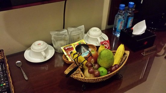 Beautiful Saigon 3 Hotel: Free fruit