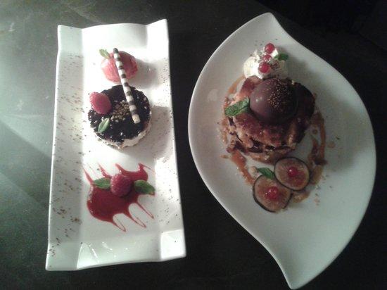 Restaurant la Salicorne : alex/sonia