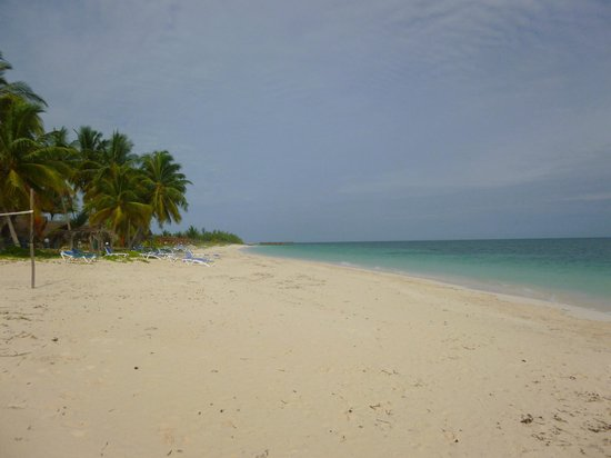 Hotel Cayo Levisa: beautiful playa