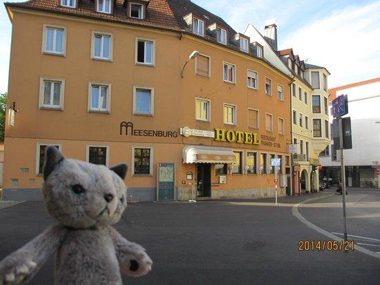 Maritim Hotel Würzburg: ホテル外観