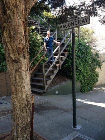 Macondray Lane: My pilgrimage...