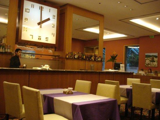 Alejandro 1 Hotel Internacional Salta: Piano bar