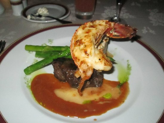 Secrets St James: Just one of the delicious meals I enjoyed during my stay