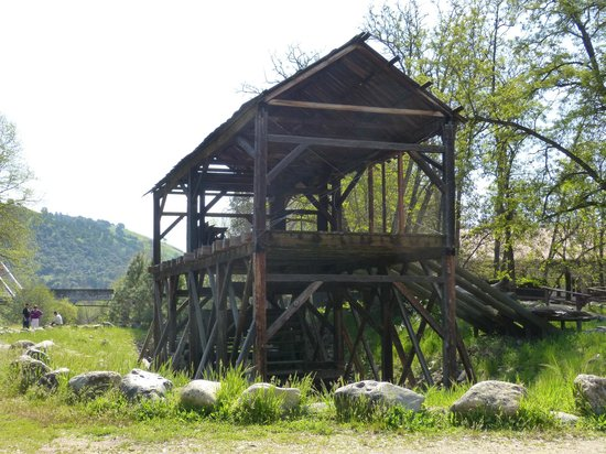 Marshall Gold Discovery State Historic Park: Sutter's Mill