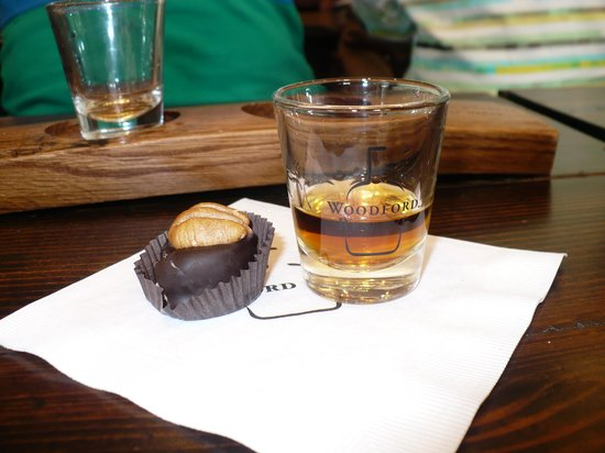 Mint Julep Experiences - Louisville: Yummy Bourbon Balls of Chocolate!