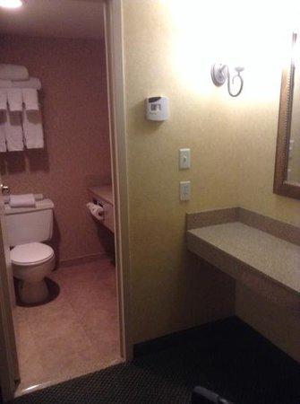 Hotel RL By Red Lion Salt Lake City : bathroom