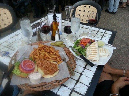 Pizza & Cie : Panini et sandwich