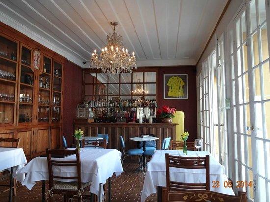 Senhora do Rosario: Foto do restaurante