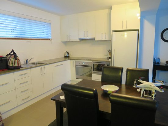 Snowgoose Apartments : One bed apartment