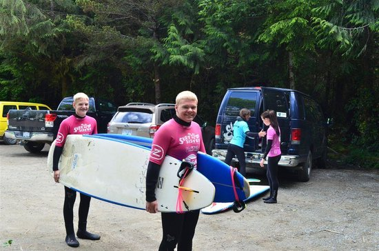 Surf Sister Surf School: Ready!
