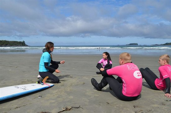 Surf Sister Surf School: Lessons02