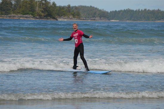 Surf Sister Surf School: This is EASY!