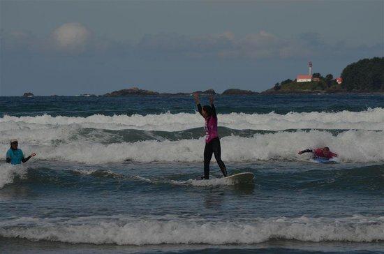 Surf Sister Surf School: YES!