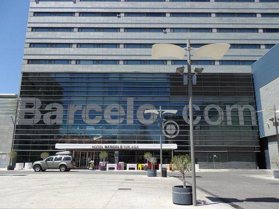 Barcelo Malaga : 外観