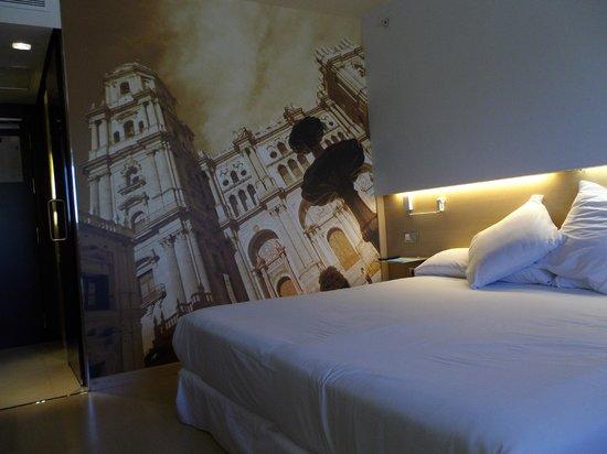 Barcelo Malaga : 客室