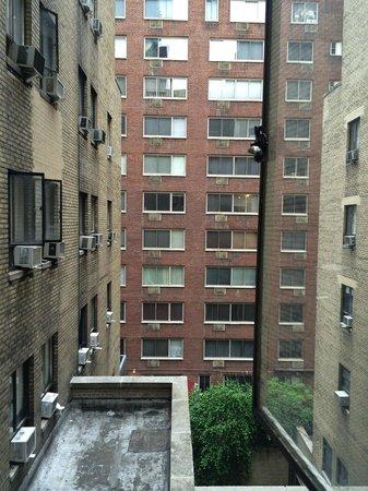 The Vanderbilt YMCA : View from my room