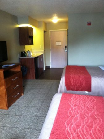 Comfort Inn & Suites at Dollywood Lane : Newly remodeled!