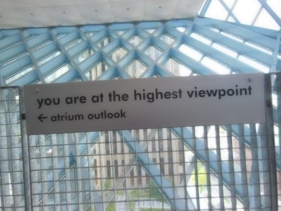 Seattle Public Library: Viewpoint.