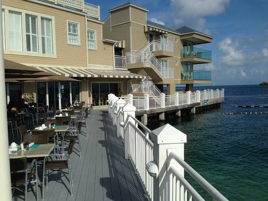 Pier House Resort & Spa: One Duval is a great place to eat