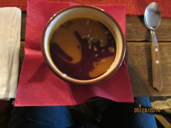 Food Sightseeing Estonia Day Tours: Pumpkin Soup